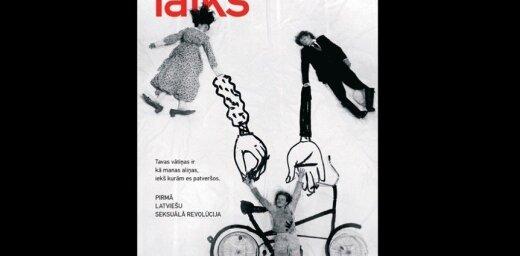 Nils Sakss-Konstantinovs, 'Rīgas Laiks': Katram sava elle