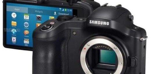 Parādījusies informācija par 'Galaxy NX' bezspoguļa fotokameru