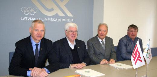 'Sporto visa klase' projekts saņem atbalstu no 'E. Gulbja laboratorijas'