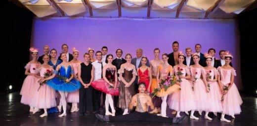 Foto: Krāšņi izskanējis 18. Starptautiskais baleta festivāls 'Baleta zvaigznes Jūrmalā'