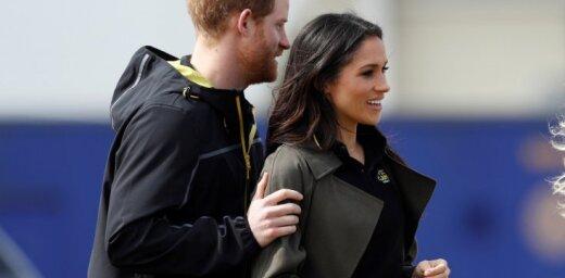 Prinča Harija līgava apbur ar ļoti ikdienišķu stilu