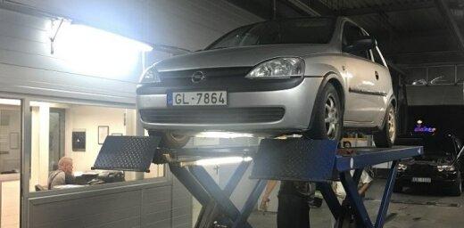 CSDD no 2020. gada vairs neveiks automašīnu tehniskā stāvokļa kontroles