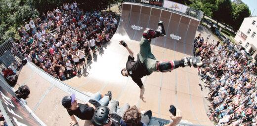 В Вентспилсе пройдет фестиваль экстремальных видов спорта GGFEST