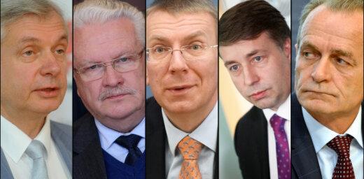 Выход — там! Как выглядит топ-5 самых плохих латвийских министров (по версии жителей страны)