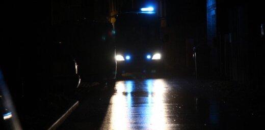 На ул. Маскавас задержан нетрезвый 16-летний водитель: подросток перевозил нелегальное топливо
