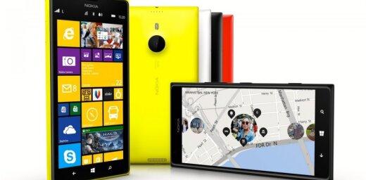 'Nokia' prezentē piecus jaunus tālruņus un pirmo planšetdatoru