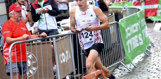 Latvijas vīriešu orientieristi pasaules čempionāta garajā distancē neiekļūst divdesmitniekā