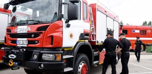 В минувшие сутки в пожарах пострадали семь человек