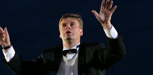 Председателем худсовета Праздника песни и танца выбран Роман Ванагс