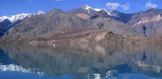 Helikoptera avārijā Tadžkistānā bojā gājuši pieci cilvēki