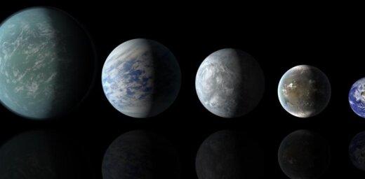Saules sistēmā atrastas divas jaunas planētas