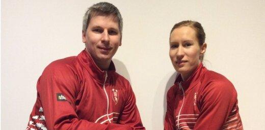 Latvijas kērlingisti pasaules čempionātā cīnīsies par olimpiskajiem punktiem