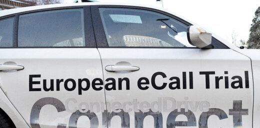 С 1 апреля жизни попавших в Латвии в ДТП людей спасает eCall. Что надо о ней знать?