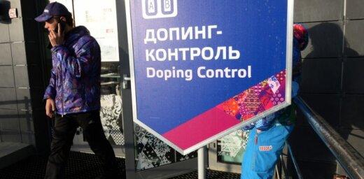 Skandāls biatlonā: IBU vadība tiek turēta aizdomās par Krievijas dopinga piesegšanu