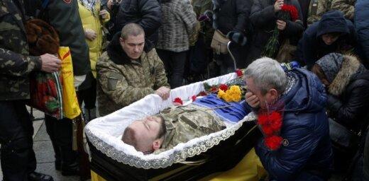 Imants Liepiņš: 'Kāpēc jūs mums nedodat ieročus? Mums tos vajag!'