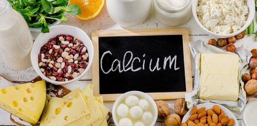 Kalcija nozīme grūtniecības laikā