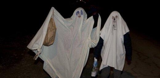 RAKSTIET: Tuvojas Helloween nakts