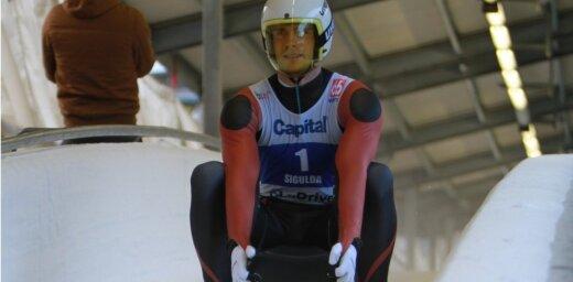 Kamaniņu braucējs Mauriņš nolēmis likt punktu sportista karjerai