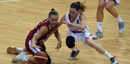 ВИДЕО: Главных фаворитов чемпионата Европы сборная Латвии не прошла