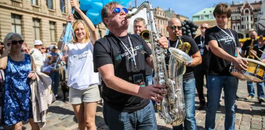 На Домской площади пройдет открытие World Jazz Festival 2017