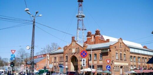 Доведение Агенскалнского рынка до аварийного состояния: полиция начала проверку