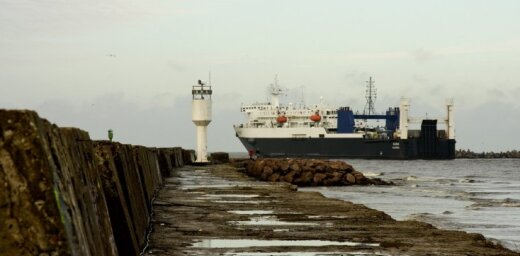 Начато расследование ЧП с севшим на мель либерийским судном