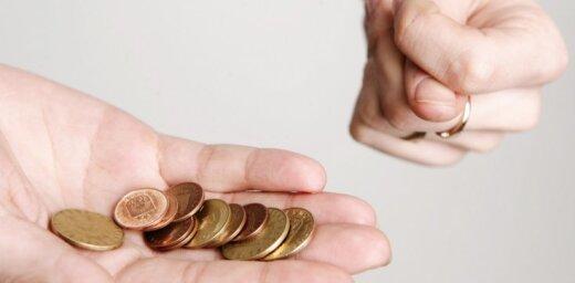 Kopējie nodokļu parādi Latvijā gada sākumā - 1,217 miljardi eiro