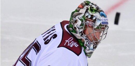 Rīgas 'Dinamo' negūst vārtus un zaudē 10. spēli pēc kārtas
