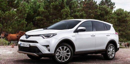 Pērn 'WESS Motors Toyota' hibrīdu pārdošanas apjoms audzis par 86%