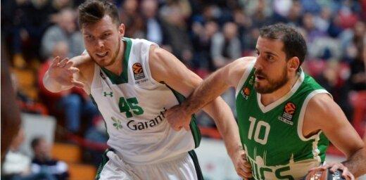 'Real' basketbolists Dončičs pēdējā minūtē atņem Bertānam Eirolīgas kārtas vērtīgākā spēlētāja godu