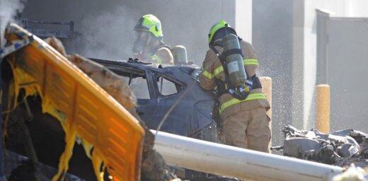 Австралия: легкомоторный самолет упал на ТЦ, погибли пять человек