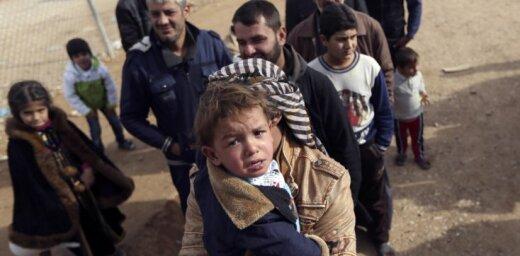 Karš, vardarbība un vajāšanas liek pamest mājas nepieredzēti lielam cilvēku skaitam