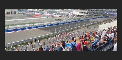 "ФОТО, ВИДЕО: Как я на Формулу-1 ездил, или ""мёртвый"" Сочи"