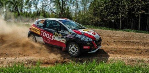 Fani jau var sākt iegādāties biļetes uz vasaras pirmo ralliju — 'Rally Talsi'
