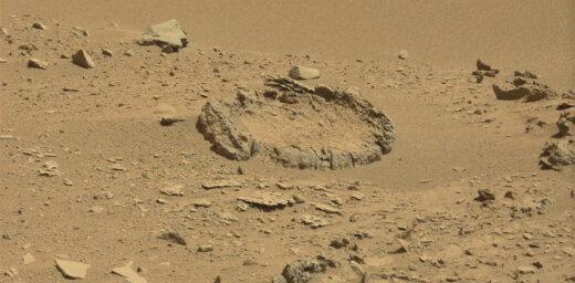 Uz Marsa virsmas saskatīts jauns īpatns veidojums
