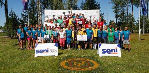 Aizvadīti gada lielākie futbola svētki cilvēkiem ar īpašām vajadzībām – 'Seni Cup 2018' turnīrs Staicelē