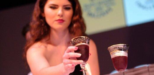 ФОТО: Закулисье конкурса для барменов Riga Black Balsam