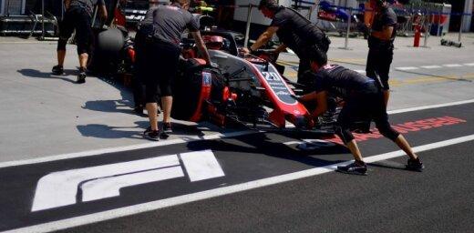 'Haas' F-1 komanda iesniegs apelāciju par Grožāna diskvalifikāciju