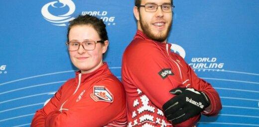 Latvijas kērlinga izlase izcīna astoto vietu pasaules čempionātā