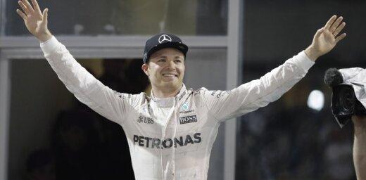 """Новый чемпион """"Формулы-1"""" неожиданно объявил о завершении карьеры"""
