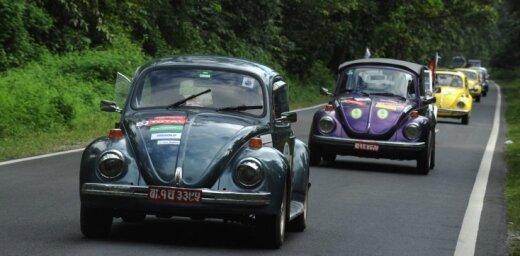 'Volkswagen' nākamgad beigs ražot 'vabolītes'