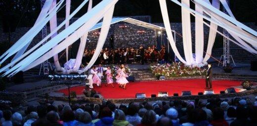 Jūlijā Starptautiskais Operetes festivāls aicina uz Ikšķili
