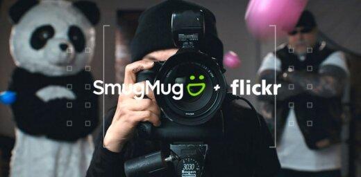 Populārā foto vietne 'Flickr' maina īpašniekus