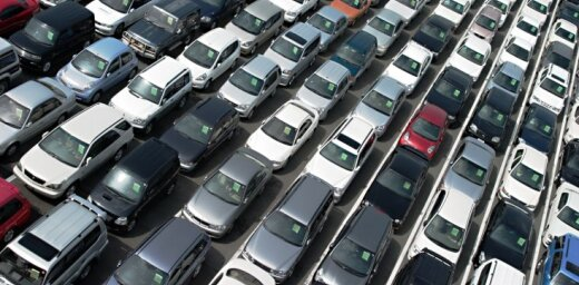 Продажи новых автомобилей в Балтии увеличились: в Латвии - самый слабый рост