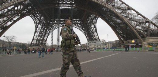 Власти Парижа придумали, как защитить Эйфелеву башню от терактов