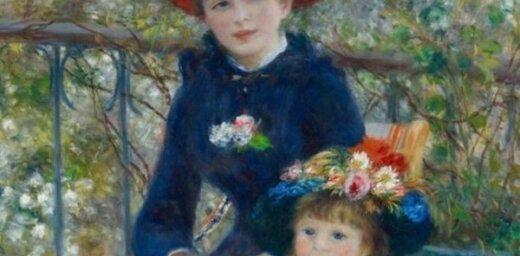'Viltus māksla' – Trampam piederošā Renuāra glezna ir kopija, nevis oriģināls