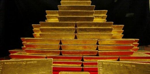 Задержан мужчина, продававший фальшивые слитки золота