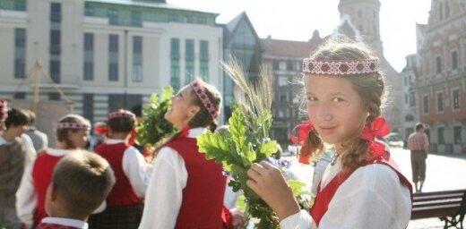 Nākamie Skolēnu dziesmu un deju svētki notiks 2020. gada jūlijā