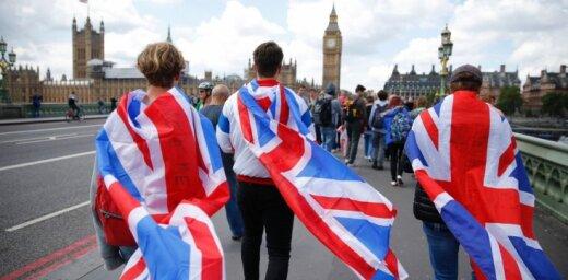 Британцы получают ирландское гражданство в ожидании Brexit