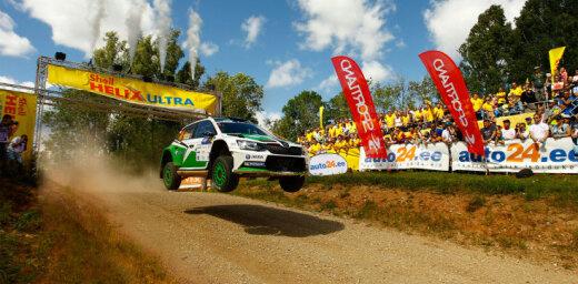 'Rally Estonia' iegūst jaunu ģenerālsponsoru